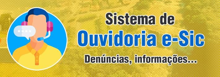 Sistema de Ouvidoria