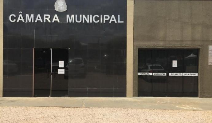 Câmara Municipal de Salto do Céu aprova indicação propondo ampliação da cozinha na SMAS